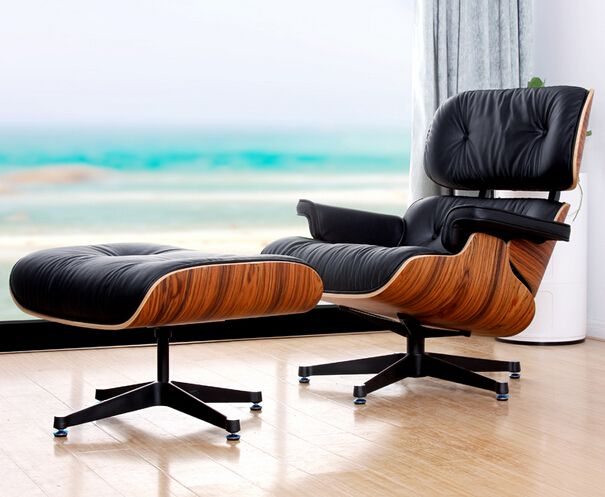 Cheap chair cleaning, Buy Quality chair set for kids directly from China chair design Suppliers: MAV Furniture, Modern Designer Lounge chair and footstool with black leather upholstery, Free Shipping by China Post Air