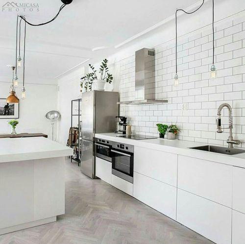 Gorgeous Scandinavian Kitchen via @husmanhagberg_stockholm.  #kitchen #whitedecor #scandinavian #home #scandinavianliving #homesweethome #homestyle #homeinspo #homeinspiration #homeinterior #homedesign #architecture #homedecor #interiordetails #interiordecor #interiordesign #dreamhouse #dreamhome #luxurylifestyle #luxuryhomes #luxurydecor #luxurydesign #luxury #interior #design #house #instahome #contemporary #instastyle #instastyle #decor  - Architecture and Home Decor - Bedroom - Bathroom…