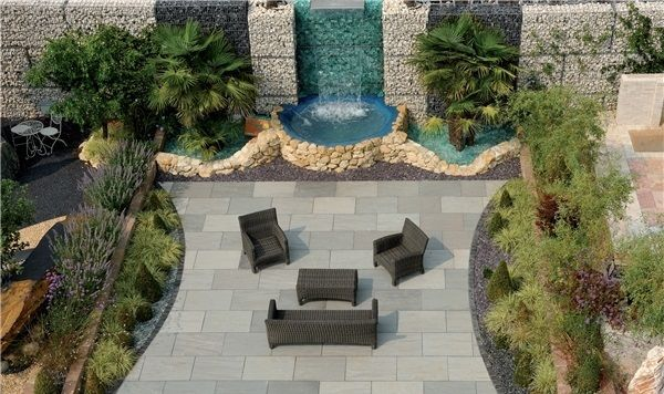 Decor your garden beautiful and luxury by using kandla grey tiles and choose variety of kandla grey tiles...