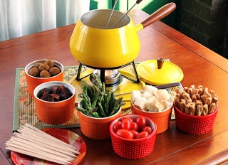 Cooking With Anne Recipes For Both Basic Cheese And Basic Chocolate Fondue