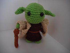 Ganchillitos: Especial Día del Orgullo Friki: Maestro Yoda