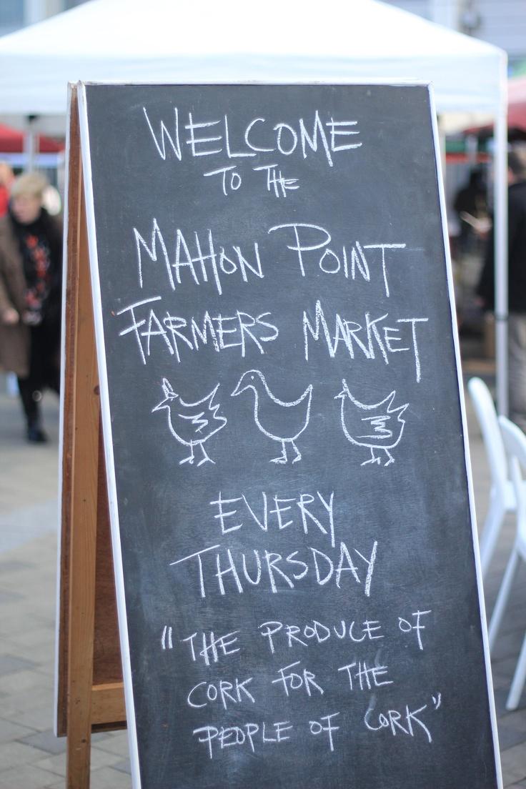 Mahon Point Farmers Market