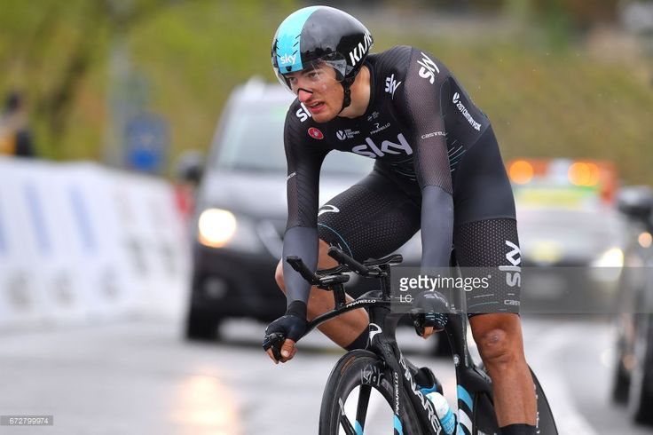 71st Tour de Romandie 2017 / Prologue Gianni MOSCON (ITA)/ Aigle - Aigle (4,8Km) / Individual Time Trial / ITT/