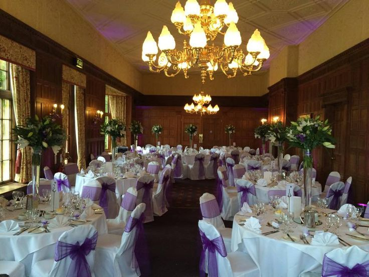 Purple Sash - Perfect Wedding Days