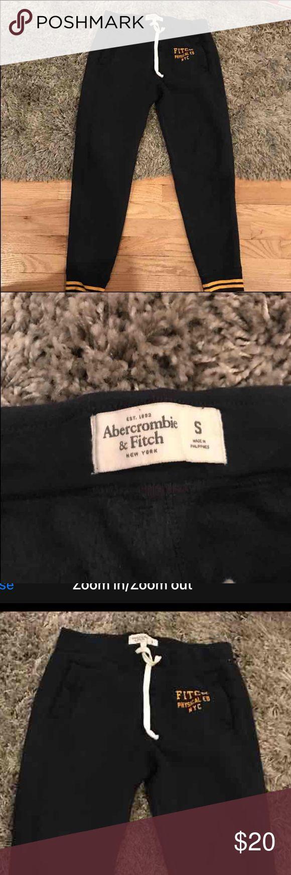 Abercrombie Fitch Jogger Abercrombie Fitch Jogger - Never Worn Abercrombie & Fitch Pants Sweatpants & Joggers