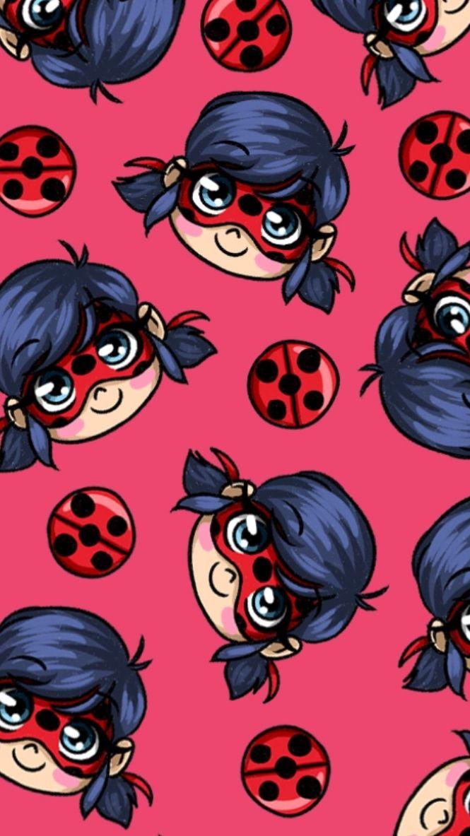 Ladybug Cute Wallpaper Fond D Ecran Dessin Chat Noir Et Ladybug Chat Noir Cosplay