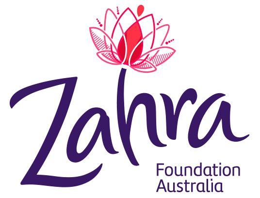 2014 Recipient: Zahra Foundation Australia    Project: Corporate Identity Design     www.zahrafoundation.org.au  #quisk #design #adelaide #southaustralia #bigpicture #giveback #zahra