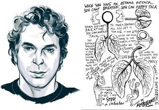 diane.ro: Atac de astmă - Povestire de Etgar Keret