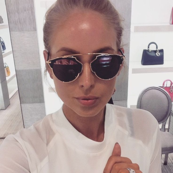 Dior So Real Sunglasses shop online www.b-optiek.be rose gold in stock