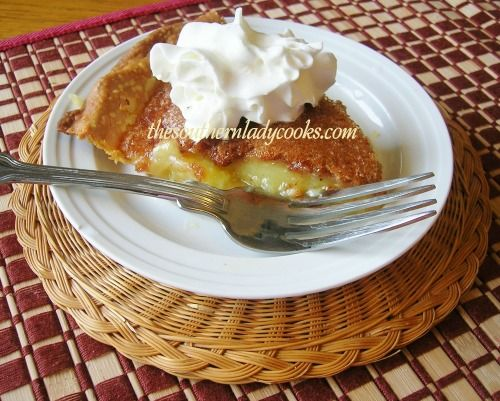 If you have never had vinegar pie, you are missing out. I am sure there are a lot of people that would not touch it because it has vinegar in it. Some people think Vinegar Pie and Chess Pie are th...