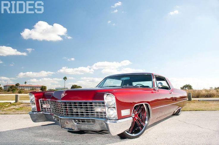 '67 Cadillac Coupe DeVille