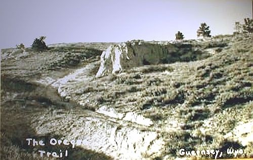 The Oregon Trail II, Wyoming Tales and Trails
