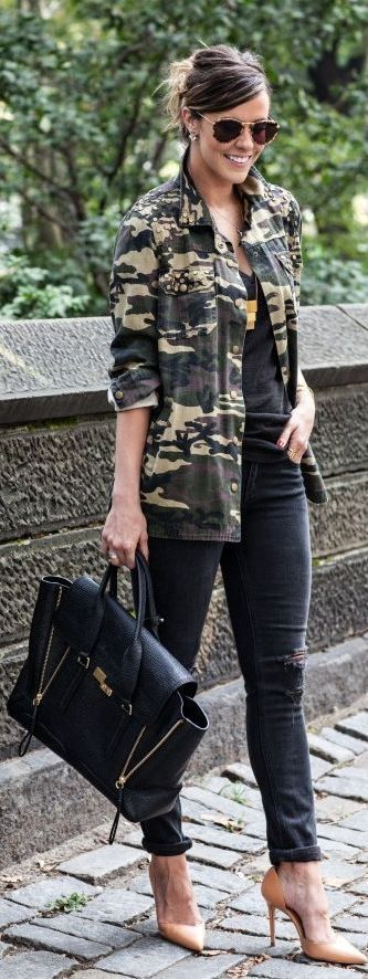 Want this whole Outfit for Fall... <3