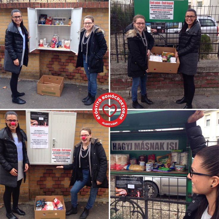 Megtöltöttük a szegedi Szeretetládákat …Brigi, és Dorka két banánosládányi élelmiszerrel megjelent a dobozoknál, és szépen sorban bepakolták azokat.