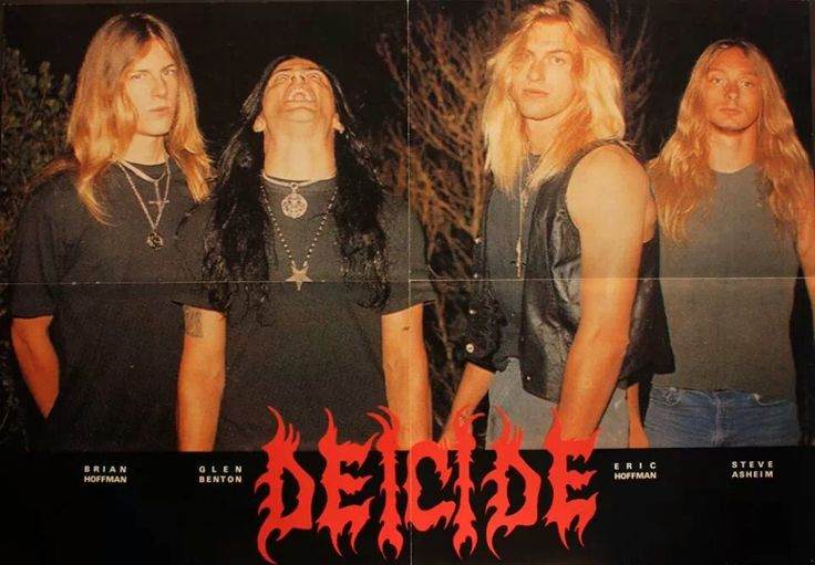 The Best Era of Deicide! \m/