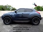 """2012 Nissan Juke with a 3"""" lift and larger tires- makes it look SO different and cool! Too bad it only seats 5 :("""