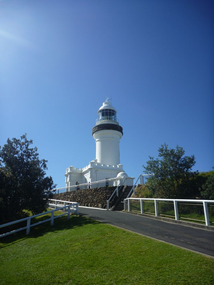 Cape Byron Lighthouse, Byron Bay, New South Wales.