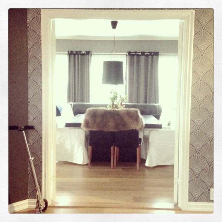 My home - hallway - diningarea