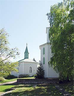 Reposaaren kirkko - Reposaari church, Pori