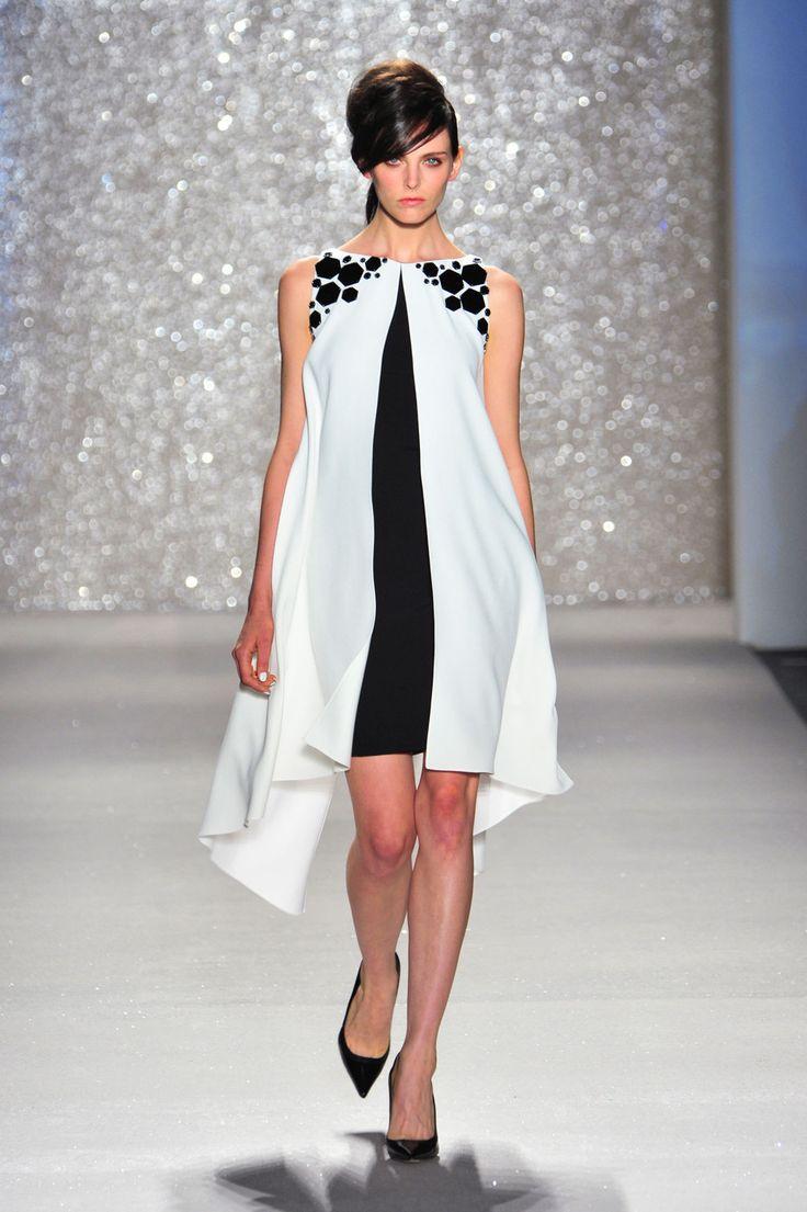 Pamella Roland at NYFW Spring 2014