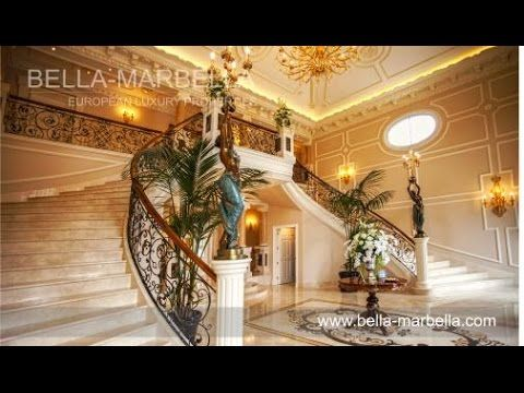 Luxury mansion for sale / Вилла в Испании