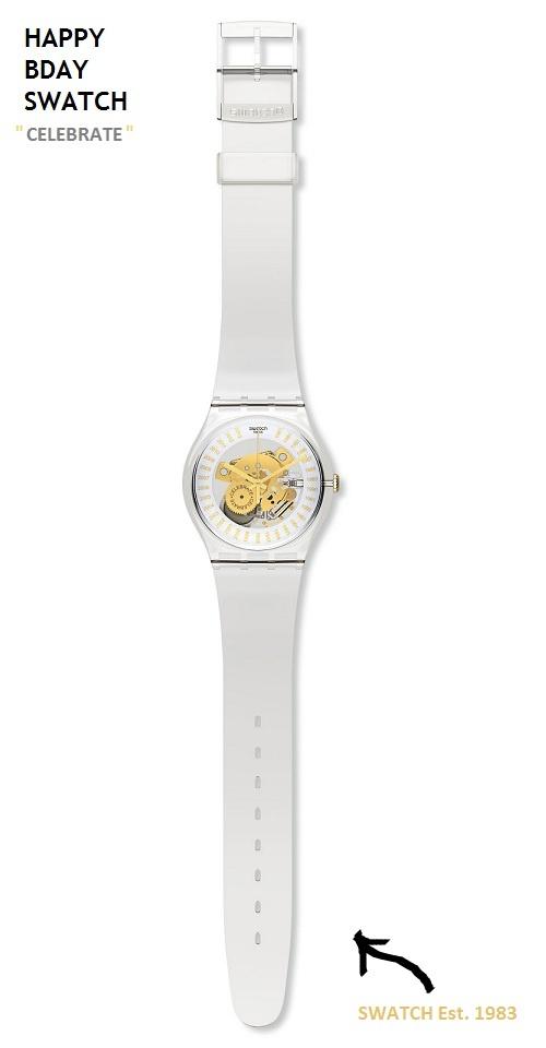 Swatch compie 30 anni. Un vero e proprio amore (di plastica) quello dimostrato nei confronti dell'orologio più venduto di tutti i tempi, che quest'anno festeggia i suoi primi tre decenni