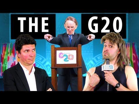Juice Media's Rap News-A satirical news report on the upcoming G20 Summit,'the shirt front', 2014 Budget and the proposed changes to data retention laws and laws to freedom of press. Featuring Greens Senator Scott Ludlam-warning for very explicit language.