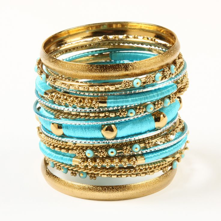 Amrita Singh | Richa Bangle Set - Fashion Bangle Sets - Indian Bangles