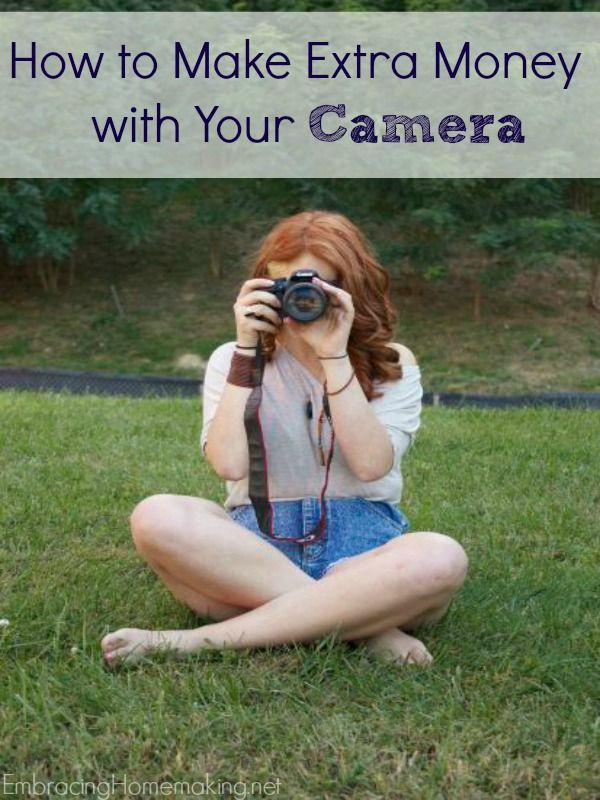 If you own a camera and enjoy taking pictures, did you know that you can turn your hobby into cash?