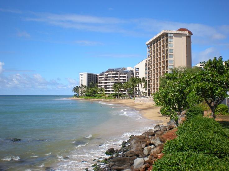 Kahana Beach Vacation Club, an Oceanfront Timeshare Resort