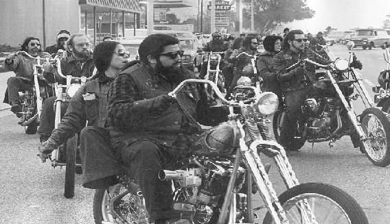 Black Diamond Riders Motorcycle Club 95