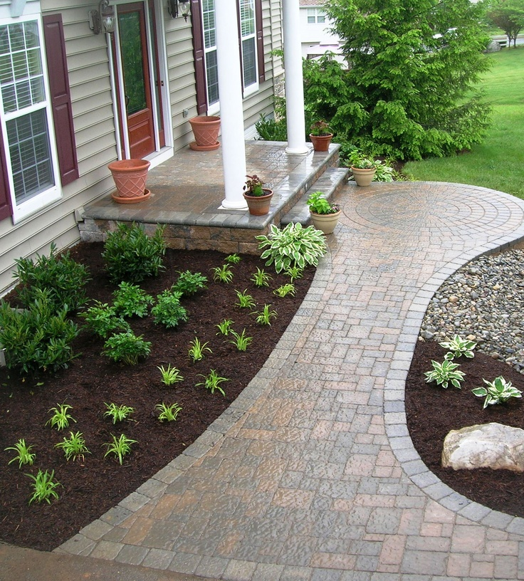9 Front Garden Ideas Anybody Can Try: 100+ Ideas To Try About Front Entrance To Your Home Ideas