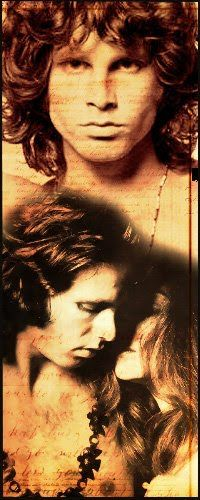 """Jim Morrison """"nadie sale vivo de aqui"""" afirmaba el Rey Lagarto"""