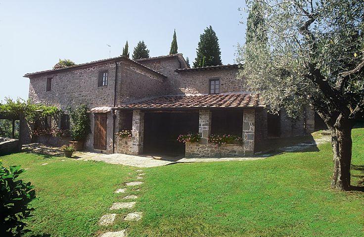 Pozza di Volpaia - Radda in Chianti - Siena http://www.salogivillas.com/en/villa/pozza-di-volpaia-22DB