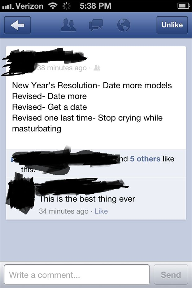 Funny New Years Resolutions – 24 Pics
