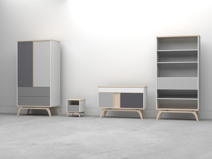 Smith Range of Furniture by Jon Clark » Retail Design Blog