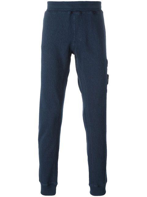 STONE ISLAND tapered sweatpants. #stoneisland #cloth #sweatpants