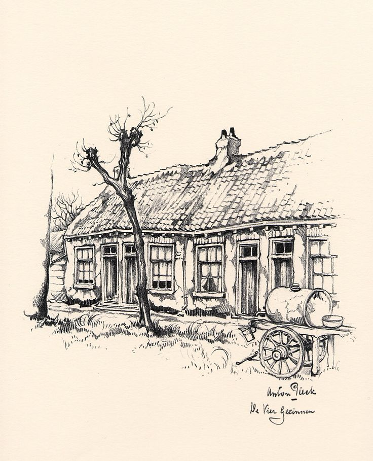 Works by Anton Pieck (1895-1986) (182 работ)