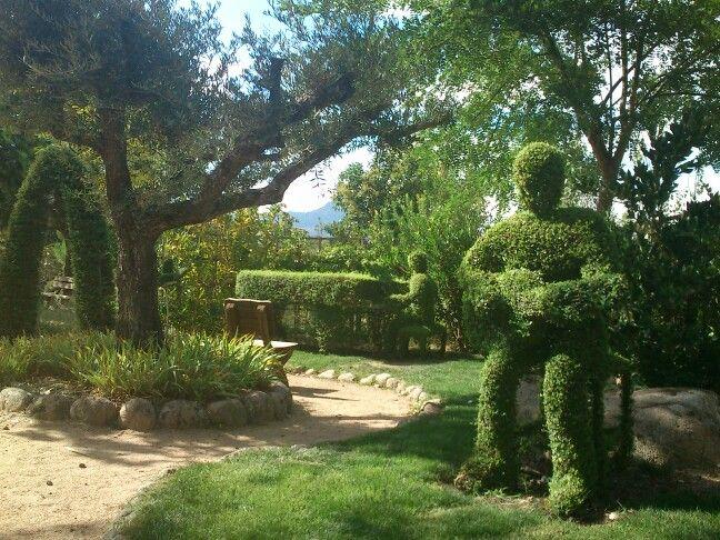 El bosque encantado, Madrid