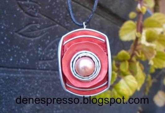 denespresso: collar bola simetrica