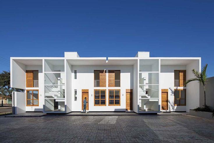 Corsi Hirano Arquitetos - Casas AV, São Paulo, Brasil (2013) #houses
