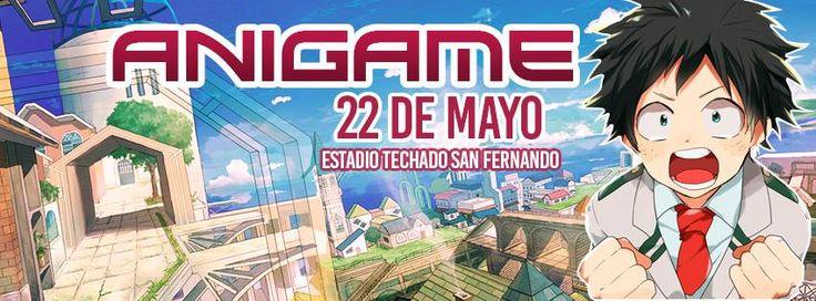 Anigame 2016 - San Fernando, Chile, 22 de Mayo 2016 ~ Kagi Nippon He ~ Anime Nippon-Jin