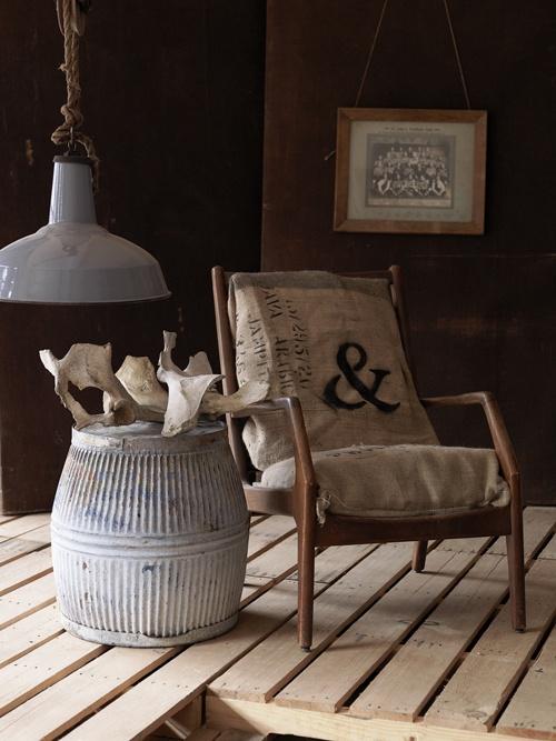 #lamp #stoel #hout