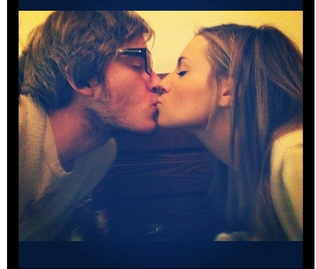 You think I would be jealous... I mean, I am, but I love Marzia!!!! LOVE THIS COUPLE!