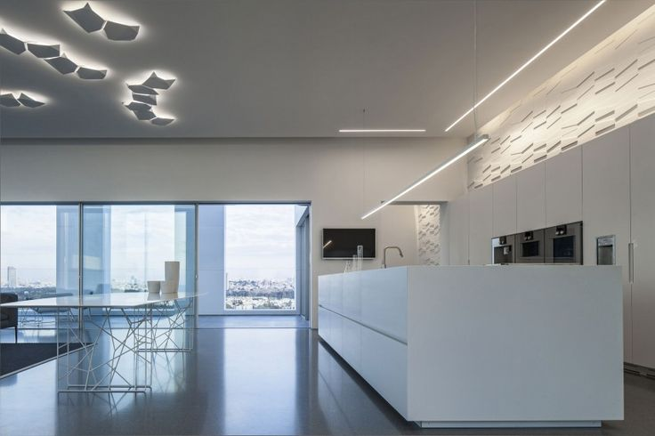Layers of White by Pitsou Kedem Architects (15)