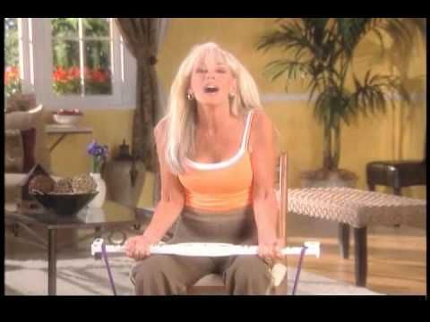 Greer Childers upper body exercise w\gym bar | Exercise ...
