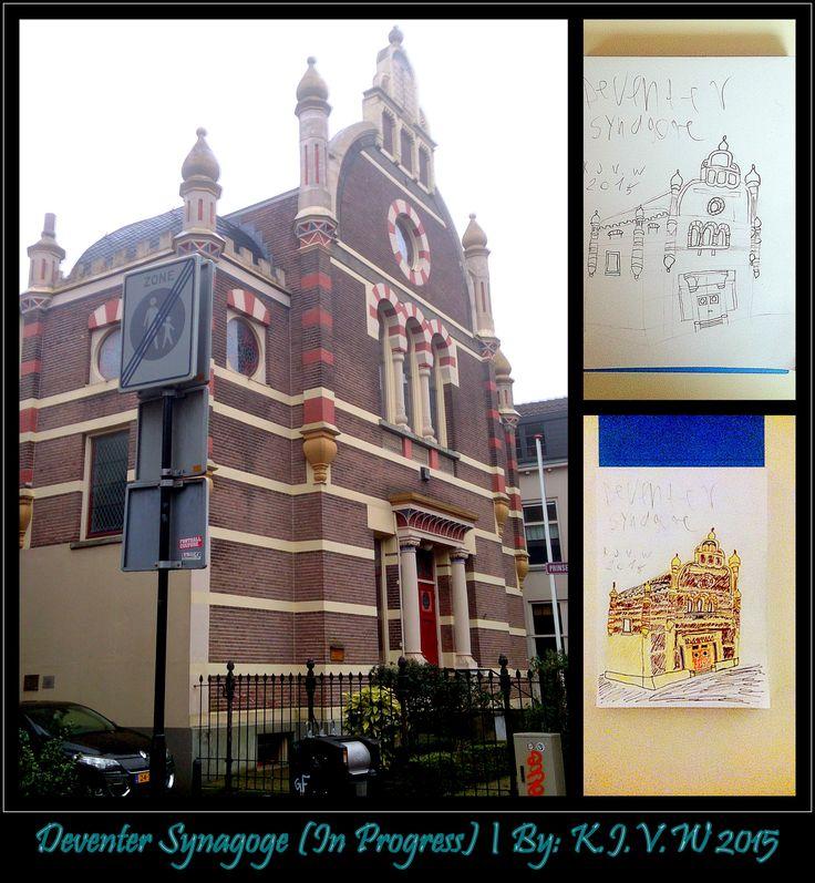 In Progress : Deventer Synagoge