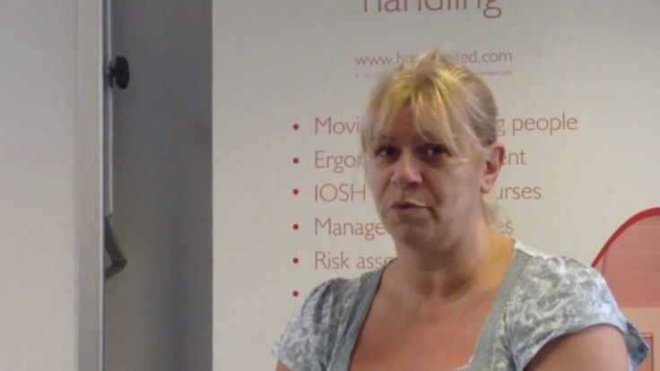 QCF Level 3 Award - Moving & Handling People Trainer Qualification 29.5.12.wmv
