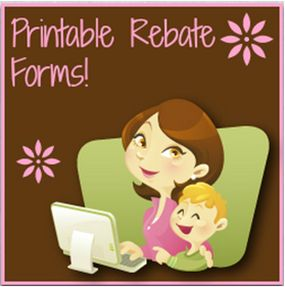 Printable Rebate Forms Roundup - over 200 printable rebate forms!