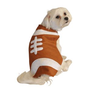 Dog Clothing: Football Costume - Shop Online!